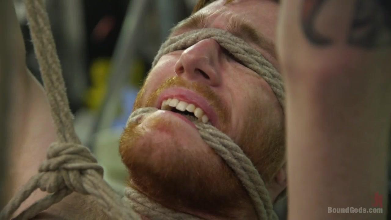 Seamus O Reilly D. Arclyte in The Mechanic - BoundGods new gay massage videos