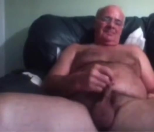 Grandpa cum on webcam 13 She Fuck In Front Her Boyfriend For Money