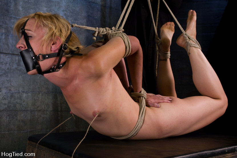 Dylan Ryan Damon Pierce in Dylan, New To HogTied But Not To Squirting Orgasms - HogTied Hot naked girls fucked with dad