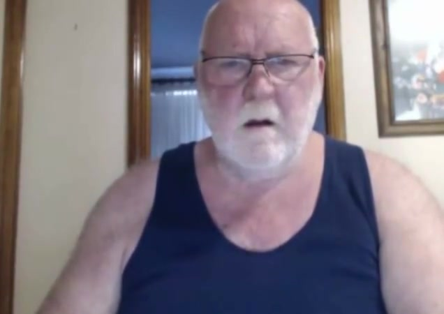 Grandpa show on webcam milf of real chance of love