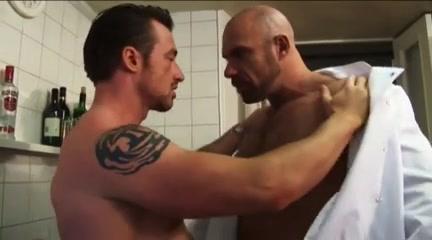 3 bears in the kitchen Bisexual men fucking women