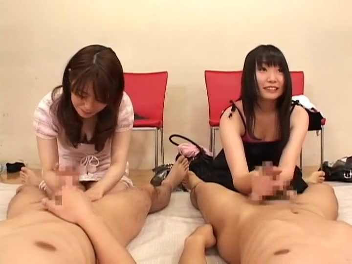 Incredible Japanese model Rara Kazami, Yui Komiya in Fabulous Cumshots, Handjobs JAV scene Girl in medical bondage