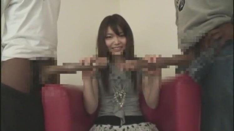 Exotic Japanese girl Megumi Shino in Amazing Handjobs, Interracial JAV video