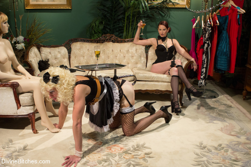 Sean Spurt Maitresse Madeline Marlowe in Sissification And Humiliation - DivineBitches blaind girl fucking free pics