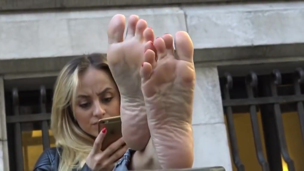 Sexy feetfetish soles Mature Free British Porn