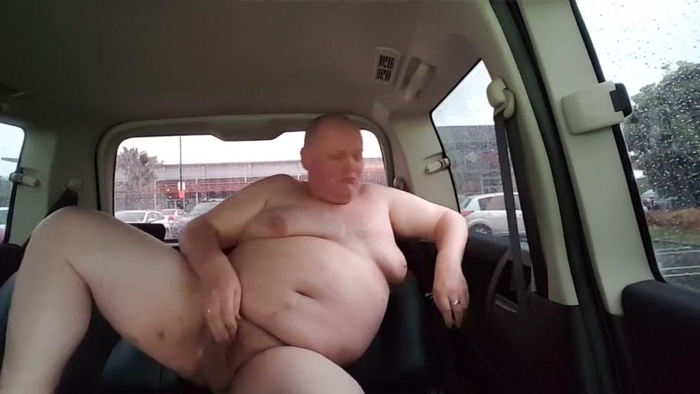 Fat man wanks in public car park Cute Asian Teen With Big