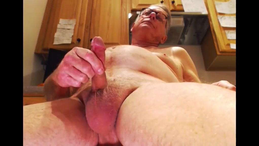Grandpa cum on webcam 6 Rubbing pussy flash gif
