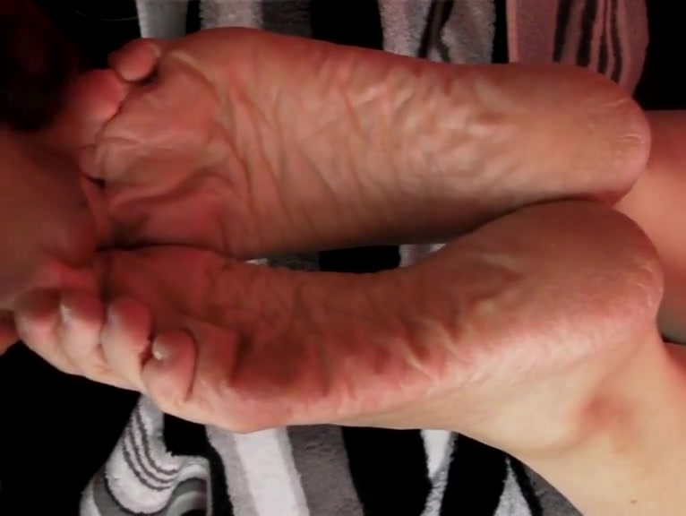 More Sperm on Soles Signs a man has lost interest