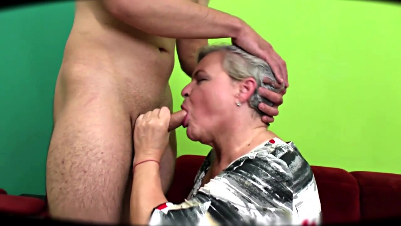 Chubby Granny - 118 Hd Hot Ass