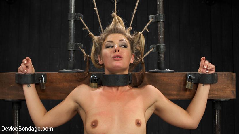 Sheena Shaw in Sheena Shaw - Rough Rider - DeviceBondage nude criple weman photos