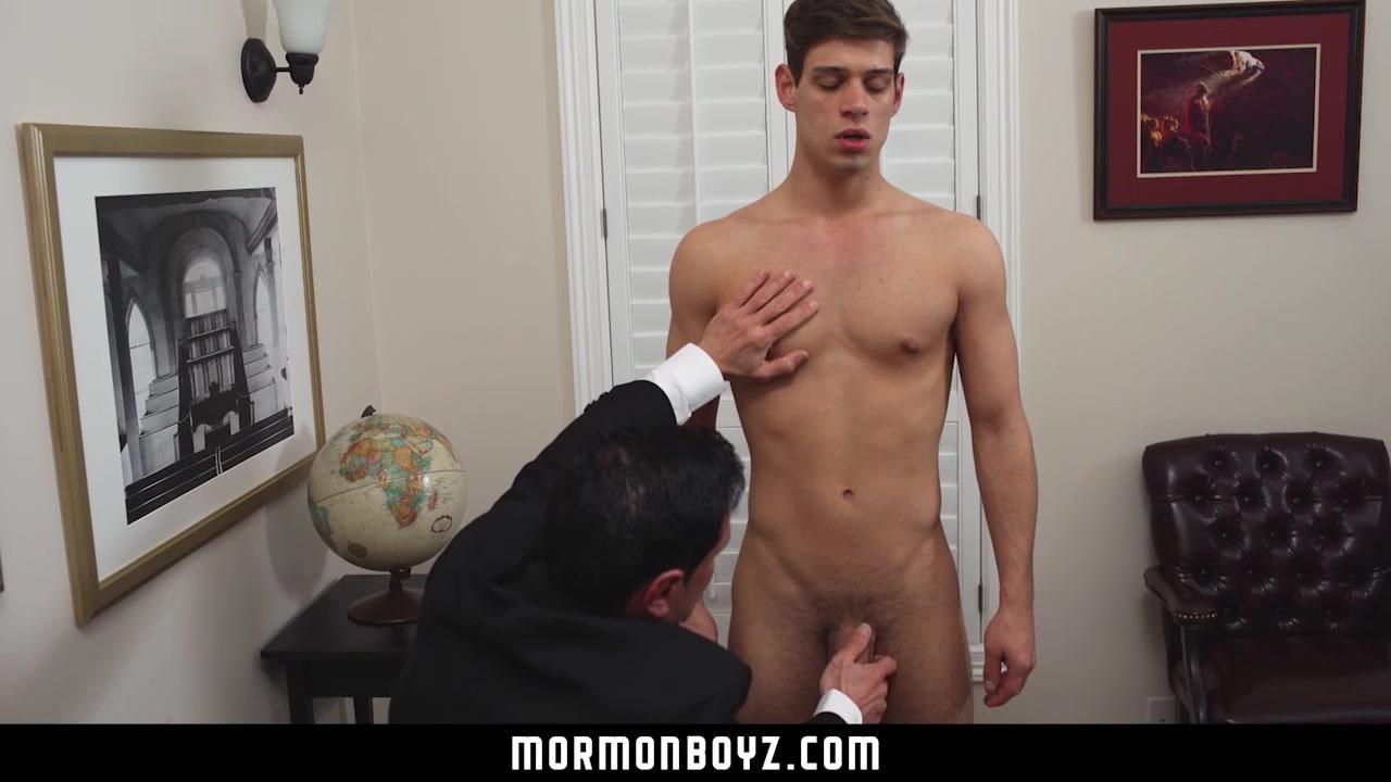 MormonBoyz - Missionary Mormon boy seduces another young boy cuba sex girls videos