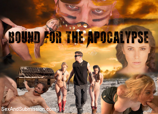 Mr. Pete Casey Calvert Dee Williams In Bound For The Apocalypse – SexAndSubmission