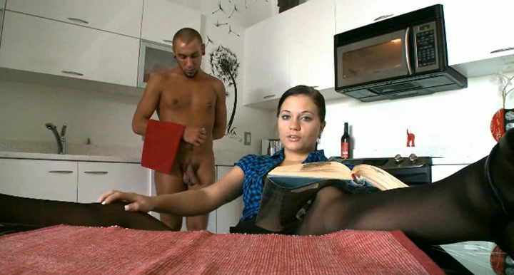Explicit cock pleasuring Black girl nude public shower
