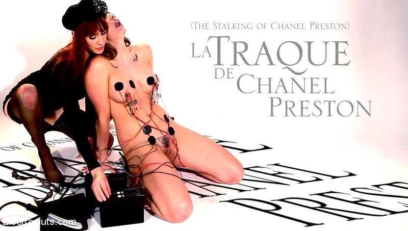 Maitresse Madeline Marlowe  Chanel Preston in The Stalking Of Chanel Preston: An Electrosluts Feature - Electrosluts