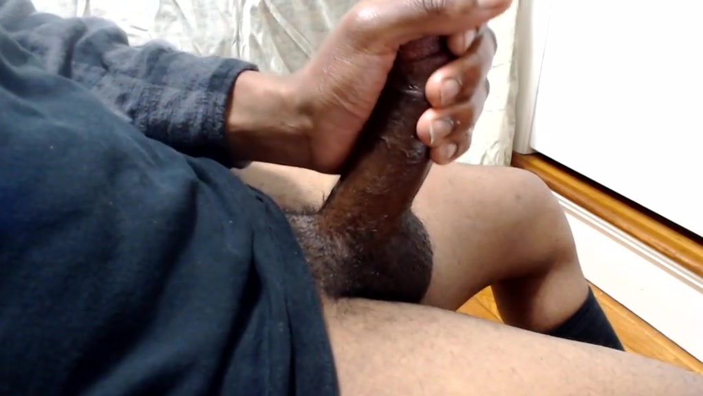 Multiple cumshots stroking and edging black cock porn tube streaming video