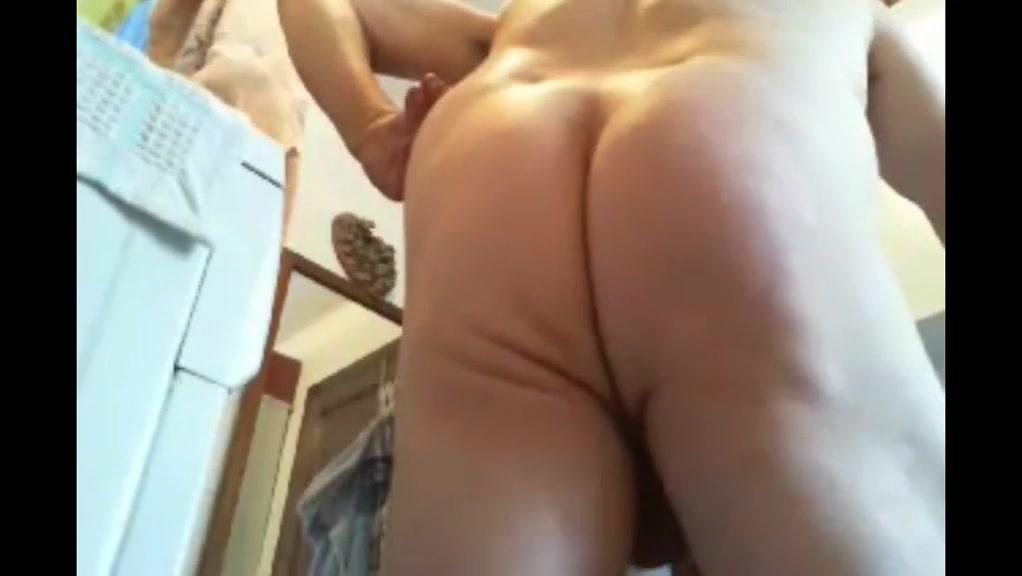 Grandpa stroke on webcam 4 Angelika Black, Bellina - Working Out A Deal