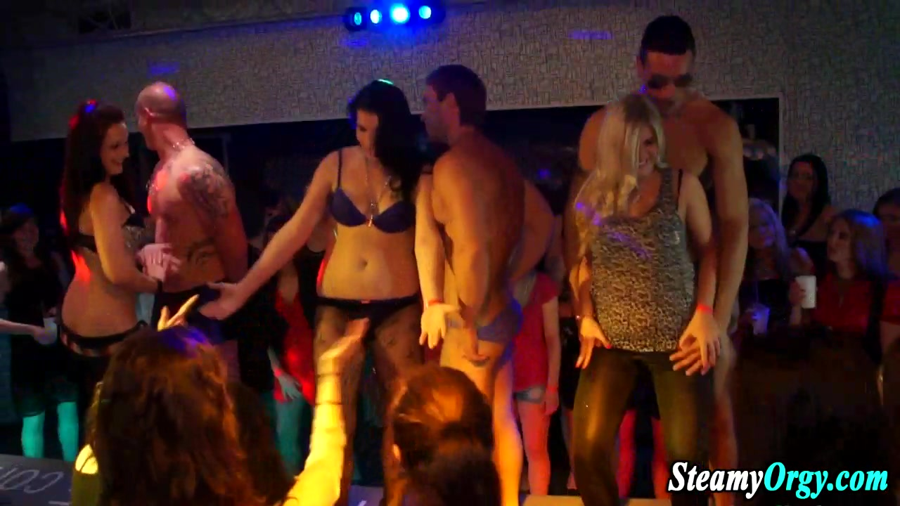 Party skanks get naked nicole sheridan strap on anal