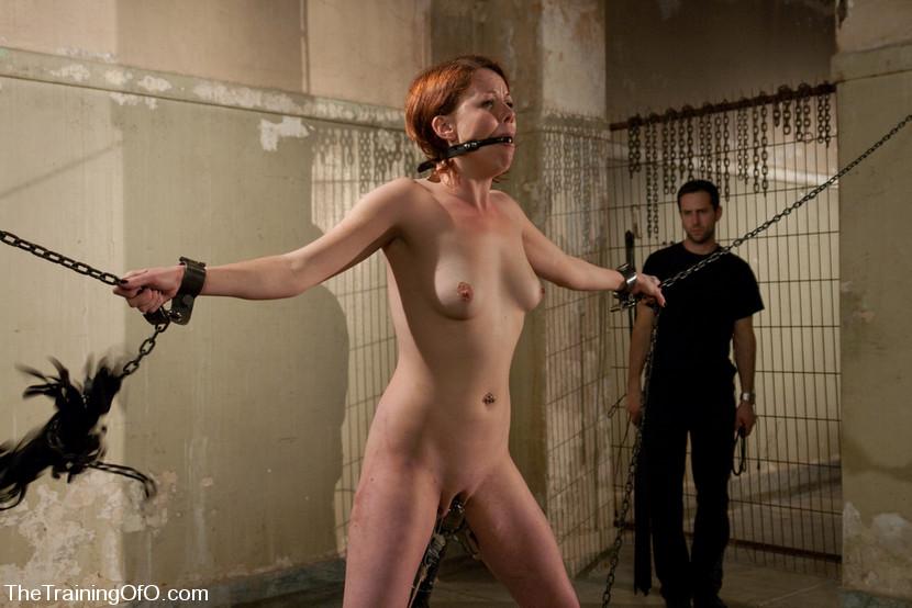 The Training of Lilla Katt, Day Three - TheTrainingofO gay rituals free mason