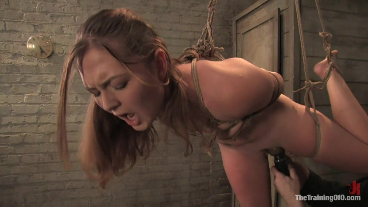 The Training of Savannah West Day One - TheTrainingofO Smelly pussy