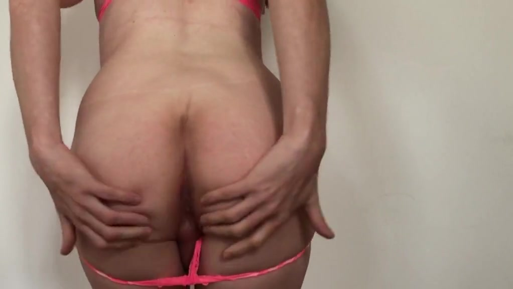 Annabelle cock tease in pink panties with cum fountain boxer symptom anal gland