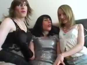 Three horny crossdressers What does committed mean in a relationship