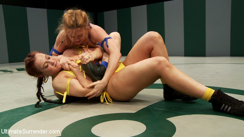 Semi Final Bout Two Wrestlers Tied For #2 Lw Spot Battle It Out - Publicdisgrace lisa sparx sex record