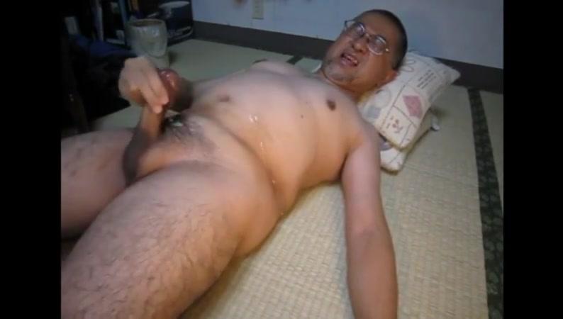 Japanese old man 4 sexy naked british men