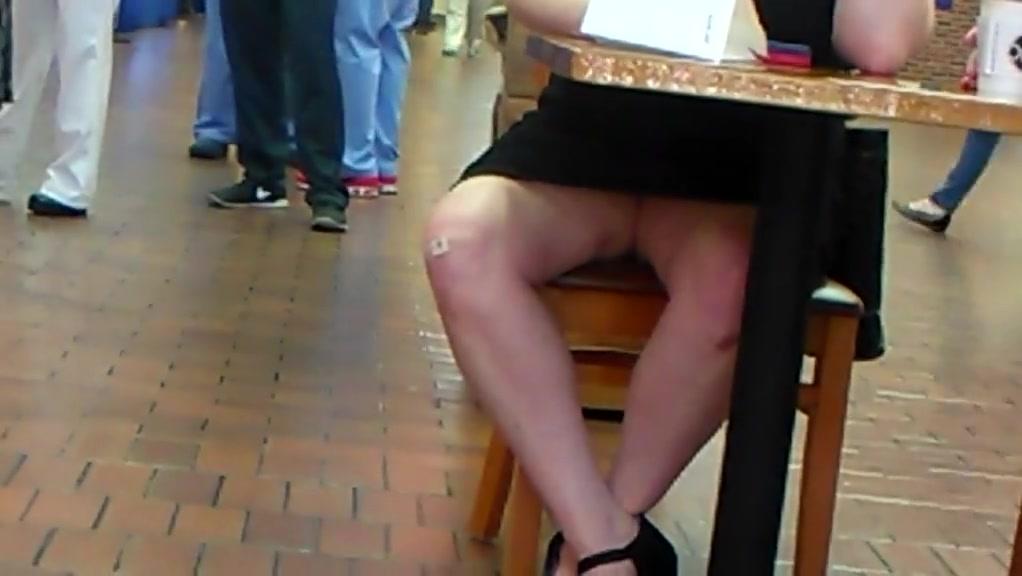 Spreading her legs at work suck balls cum on tits