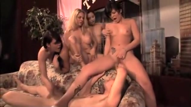 Amazing pornstars Camryn Cross, Alison Tyler and Vicki Chase in horny babes, bukkake sex scene Big black cock gangbang whores