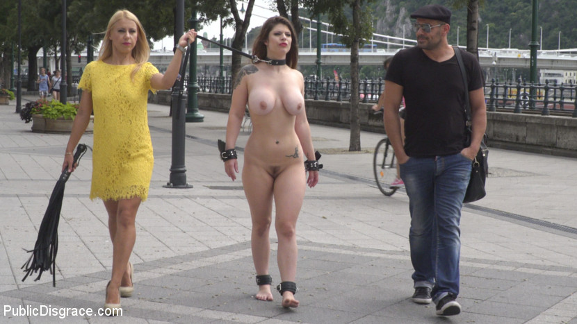 Hungary For Lucia Love - PublicDisgrace seattle erotic art festival