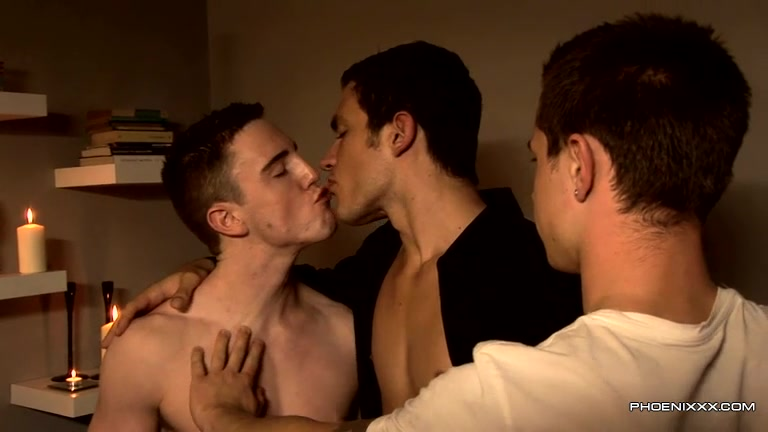 Euro gay twinks play with their uncut cocks threesome Bbw what does it mean