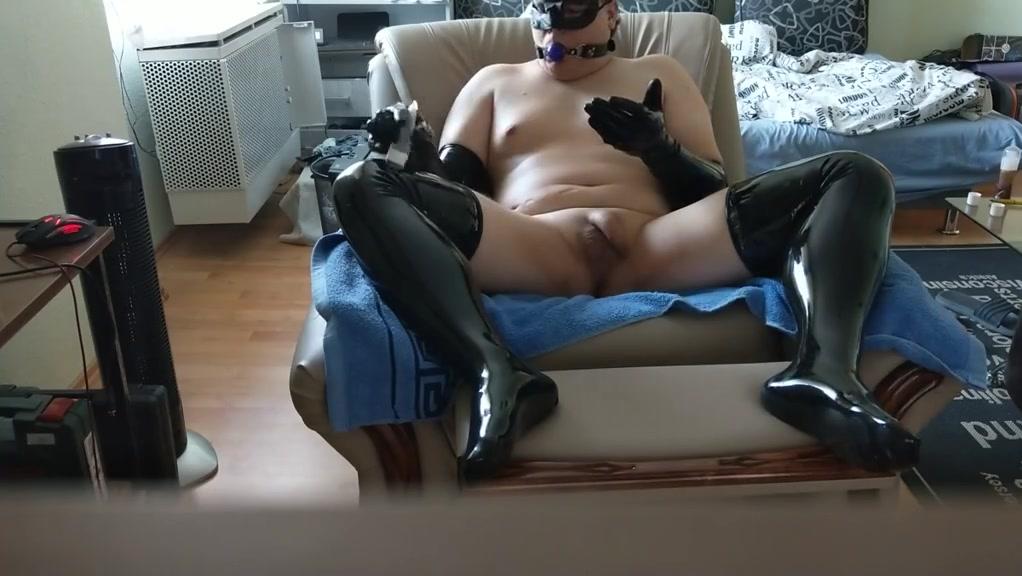 Latex slave playing Ambassador wegger chr strommen wife sexual dysfunction