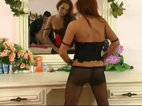 Anal love in front of the mirror Hot slender woman in Benha