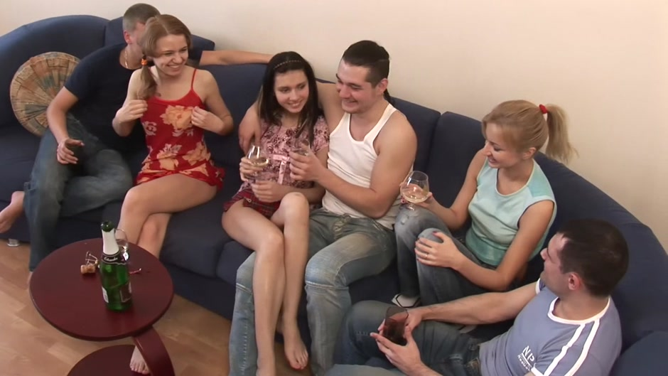 Elma & Katrin & Tigra in lusty college orgy with nasty petite bimbos How to tell if you are being stalked