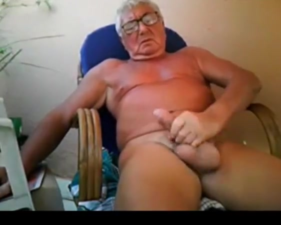 Grandpa cum on webcam 3 Free straight glory hole video