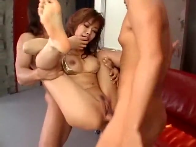 Incredible pornstar in exotic straight, japanese sex movie Jez just loves licking blonde pussy