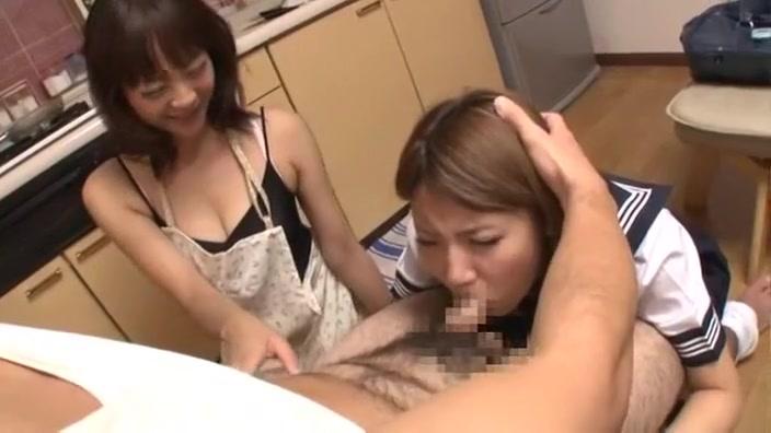 Hottest Japanese chick Rino Akane, Nao Niigaki, Natsumi Horiguchi in Crazy Cunnilingus, Blowjob JAV scene Girl Left Boy Car