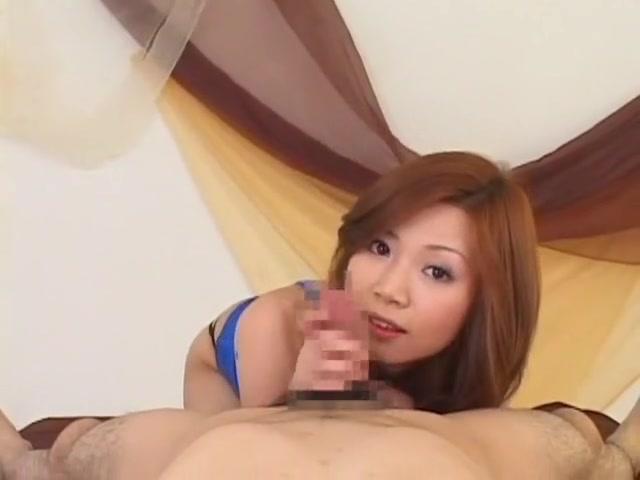 Best Japanese chick Ayumi Kobayashi in Hottest Cunnilingus, Fetish JAV movie