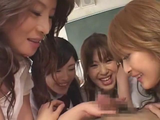 Amazing Japanese model Rei Kitajima, China Yuuki, Reika Kudo in Crazy Lesbian, Fingering JAV video Power exchange san jose
