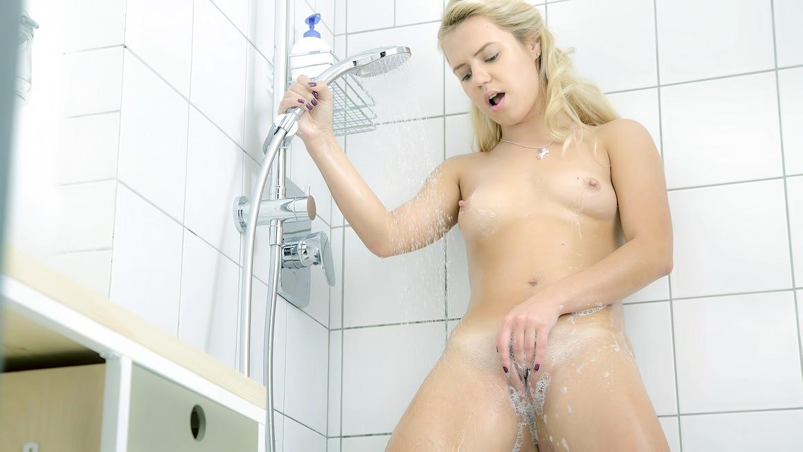 Sexy naked girls masterbating with big boobs