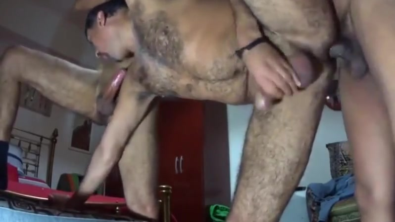 2 mexican fucks 1 bear Slut Sex in Kitami
