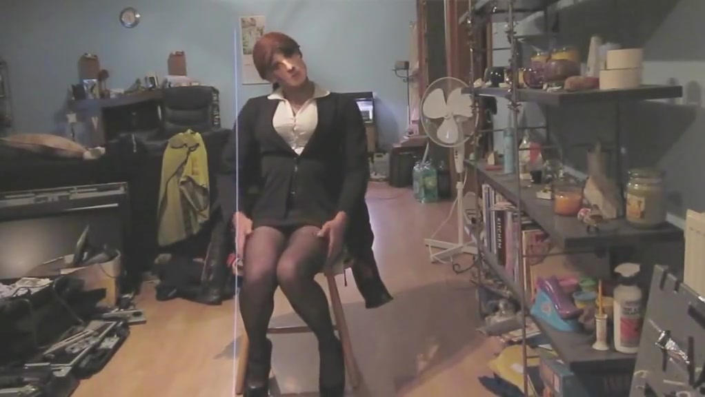Wearing my sexy black mini skirt suit black seam nylons jennifer lopez free mobile porn sex videos and porno 2