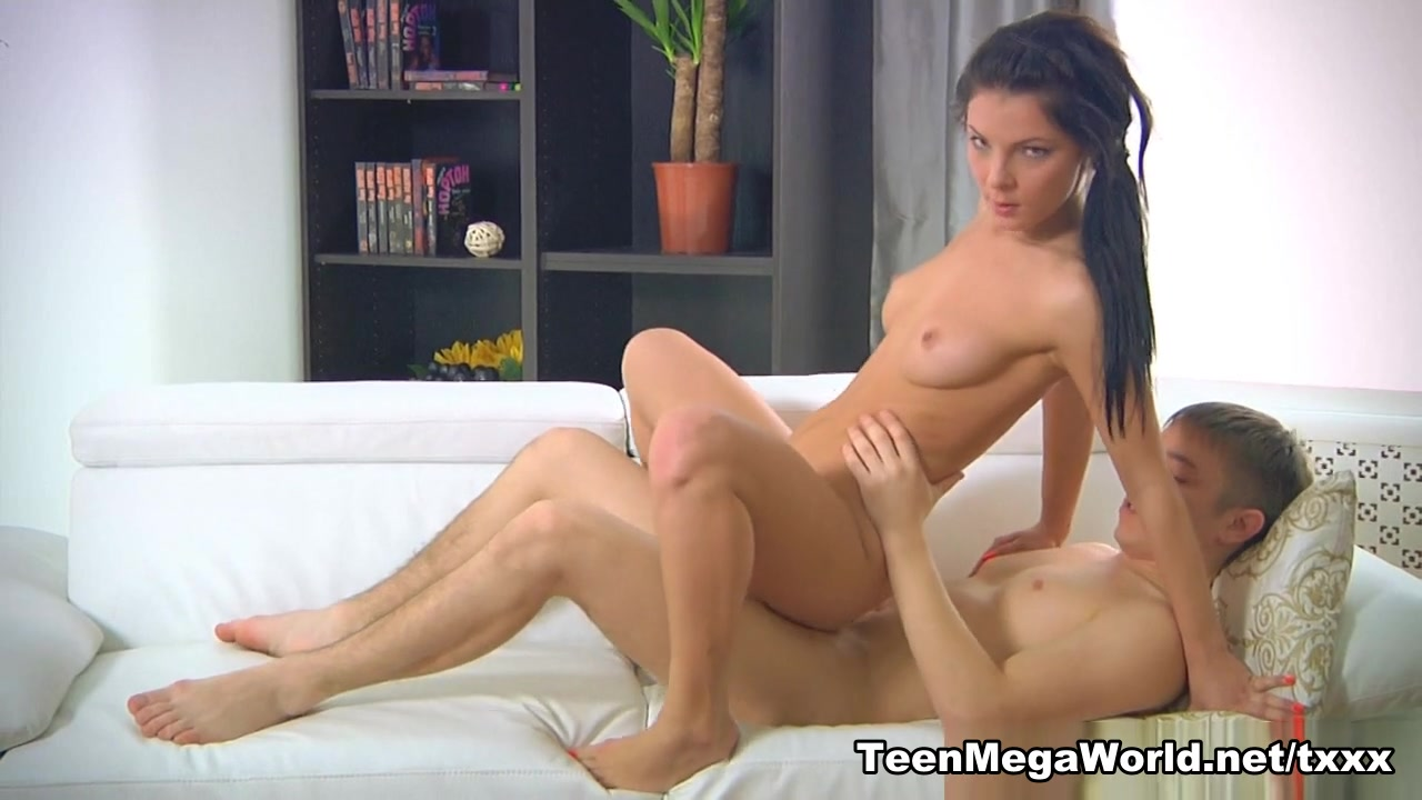 Milena Video - CreampieAngels Cum on sexy ass lingerie teens
