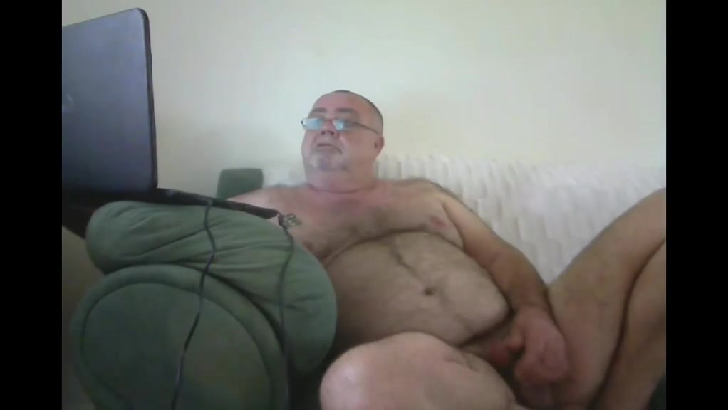 Grandpa stroke on webcam 3 Posh British Porn