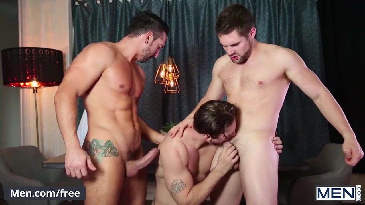 Men.com - Griffin Barrows and Jimmy Durano and Roman Todd - Heartbreakers Part 1 - Drill My Hole men in thongs videos