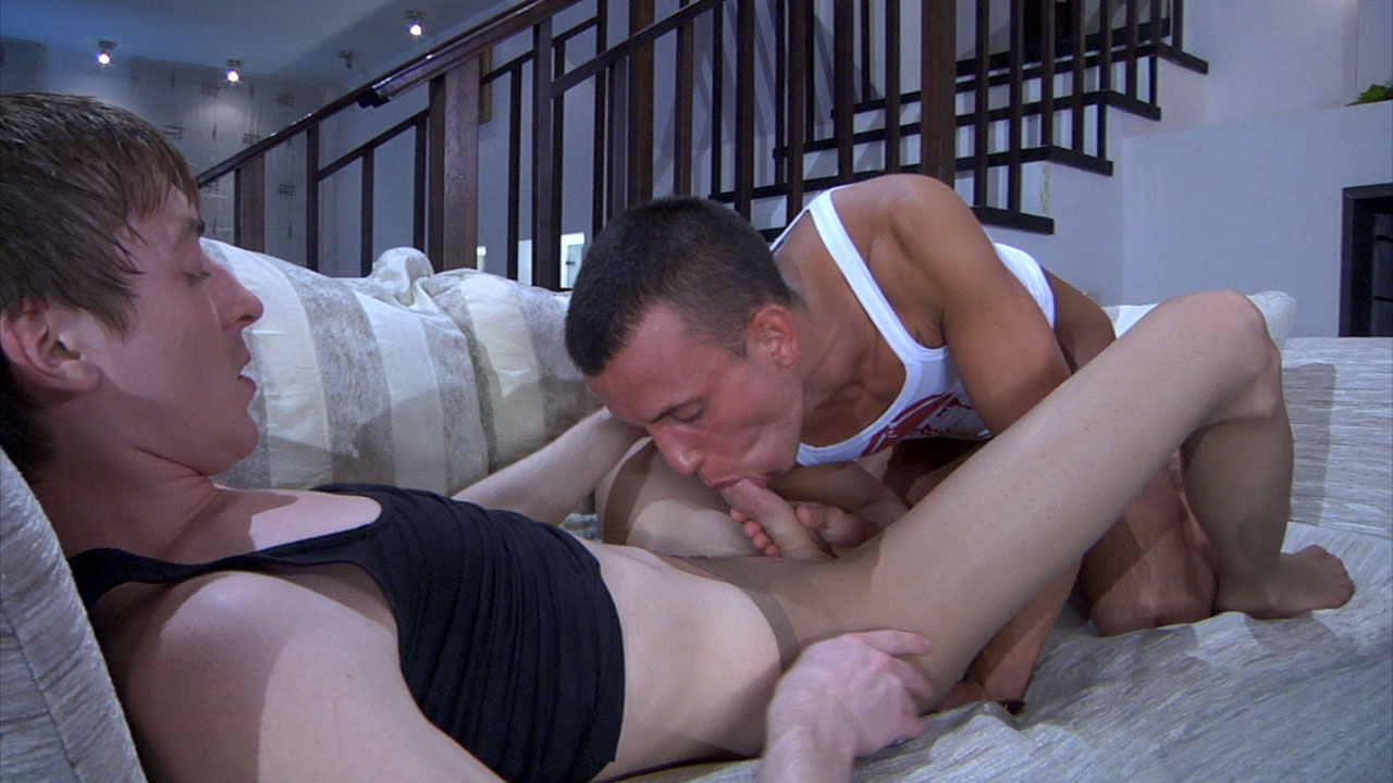 TryPantyhose Video: Austin A and Bart Toyboy thailand