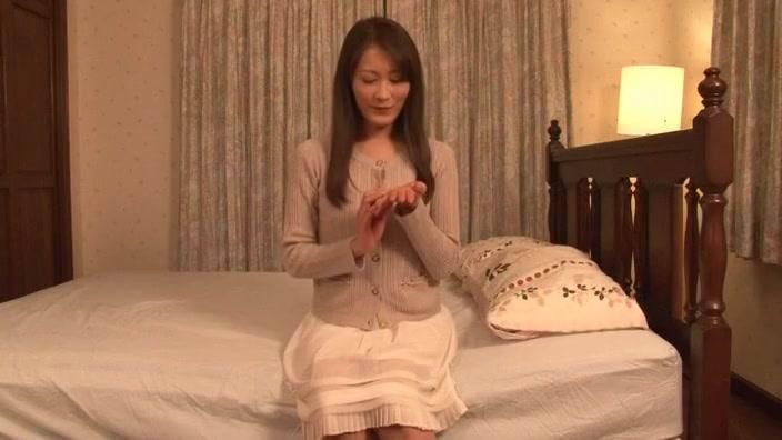 Exotic Japanese model Aoki Misora in Best JAV movie Over sensitive penis