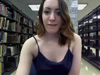 Web cam at library 2 Big black woman tits