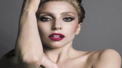 Lady Gaga Naked Compilation In HD!