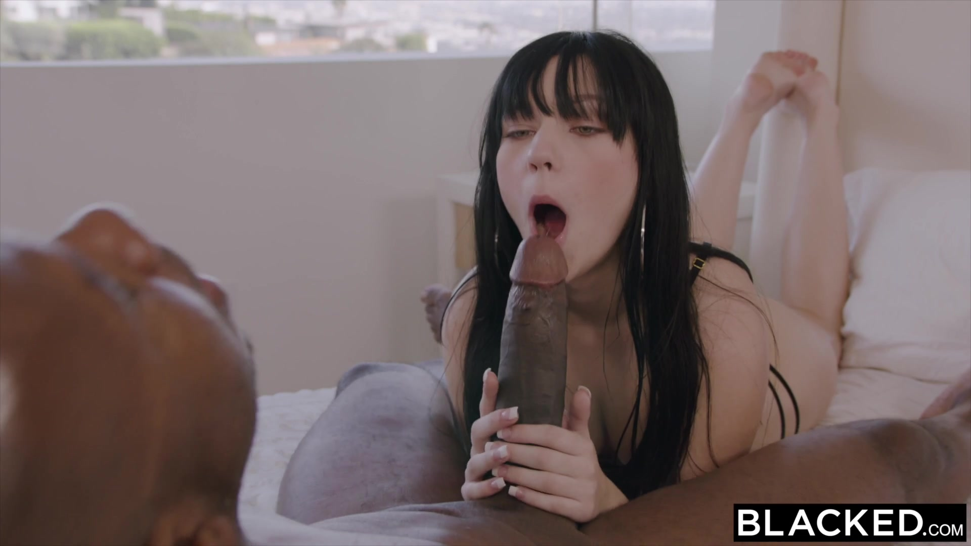 BLACKED College Student Fucks Mandingos GIANT BBC Extreme JAV bound for free use blowjobs Subtitles